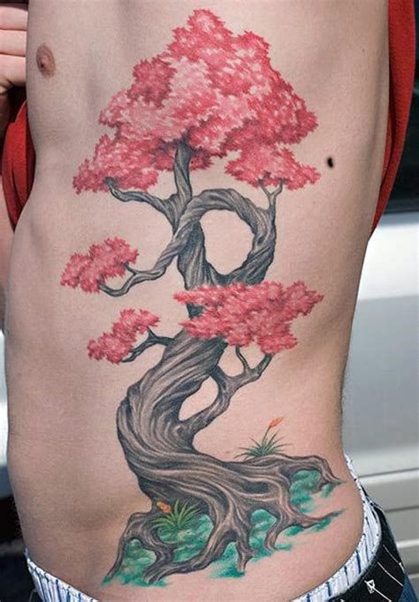 bonsai tattoo bonsai tree designs creativefan