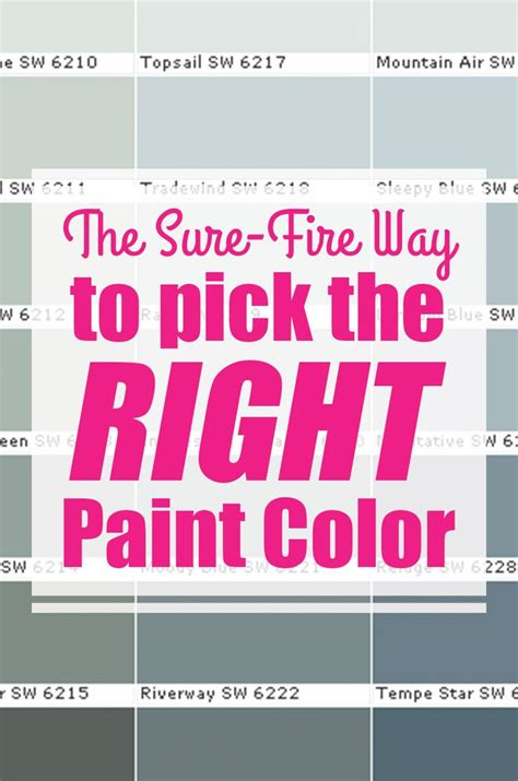 how to choose paint colors for your home interior 28