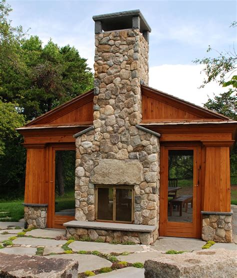 outdoor fireplaces fireplace kits cape cod ma