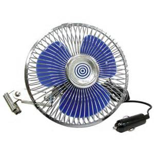oscillating car fan 12 volt or 24 volt