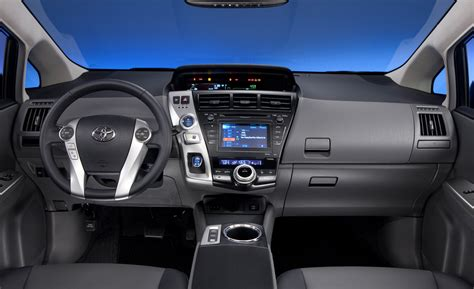 2012 Prius Interior by Toyota Prices 2012 Prius V From 27 160 And Prius In