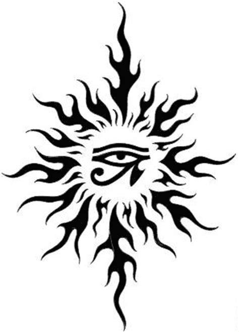 pattern sun tattoo 46 most amazing tribal sun tattoo designs patterns