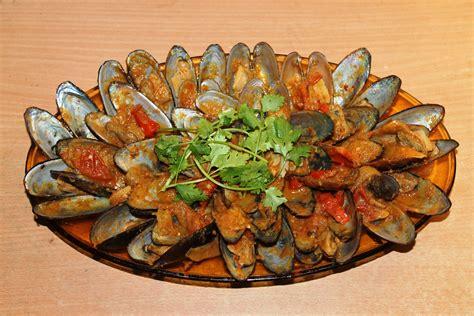Kerang Hijau 1 Kg resep kerang hijau saus padang pedas recipe spicy