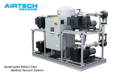 vacuum  compressed air systems