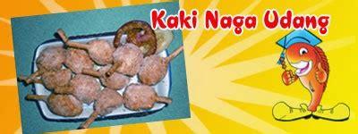 Kaki Naga Udang 500 Gram Isi 22 Kaki Naga Salimah Food Frozen Food sakana food kaki naga sakana food