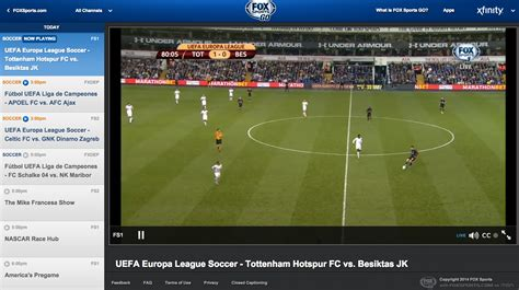 fox sports fox sports live games and streaming video fox sports go