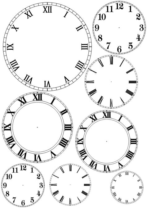 printable new years eve clock best 20 clock faces ideas on pinterest clock face