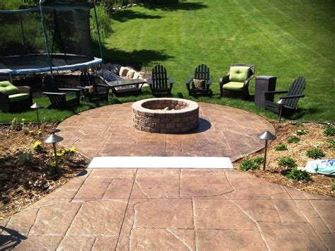 Concrete Patio Cost by Cost Of Sted Concrete Patio1 Best Sted Concrete