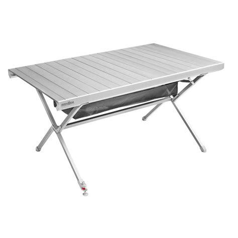 Aluminum Table by Brunner Titanium Ng 6 Folding Aluminum Cing Table