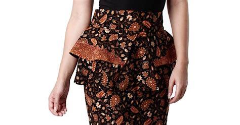 Batik Kebaya Ratu 2 ratu ponsel model rok terbaru model rok batik modern