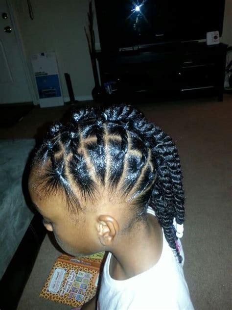 simple  easy   school hairstyles   natural