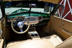 1948 Chevy Interior by 1948 Chevrolet Fleetmaster Custom Woody Convertible 188953