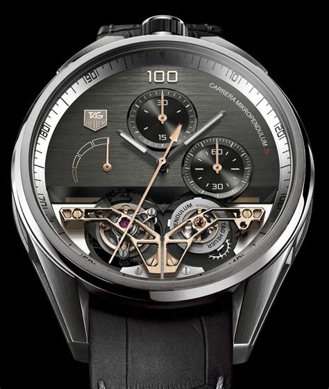 tag heuer tag heuer mikropendulums tourbillon the home of tag
