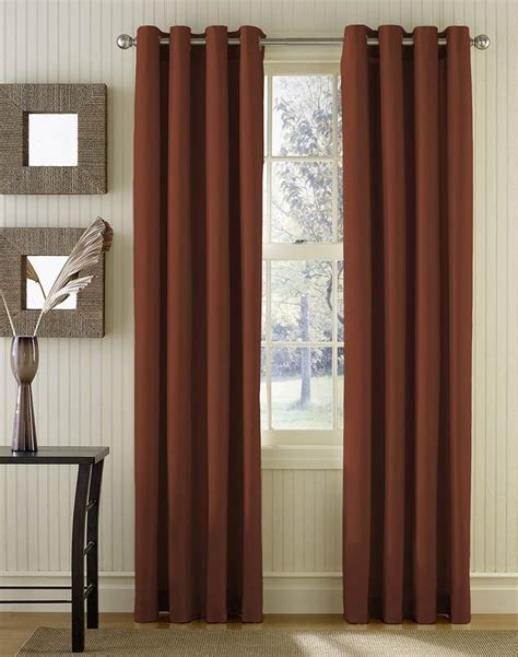large grommets for curtains large grommet curtains best home fashion inc large room