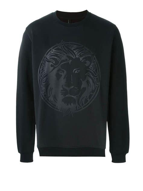 Sweatshirt Print print sweatshirt by versus versace sweatshirts
