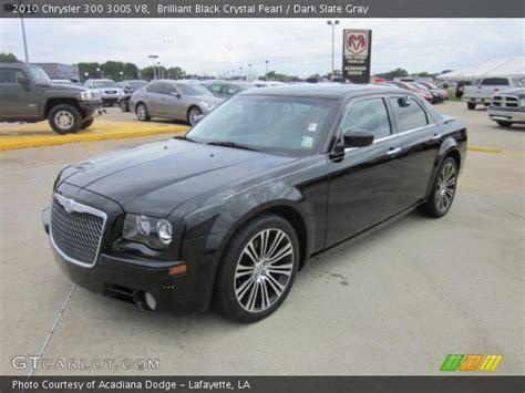 2010 chrysler 300 interior brilliant black pearl 2010 chrysler 300 300s v8