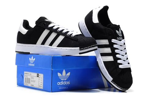 Adidas Superstar Shoes Black Adidas Cheap Adidas Superstar Ii Black Shoes