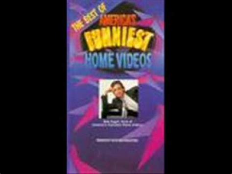 americas funniest home 1989 theme