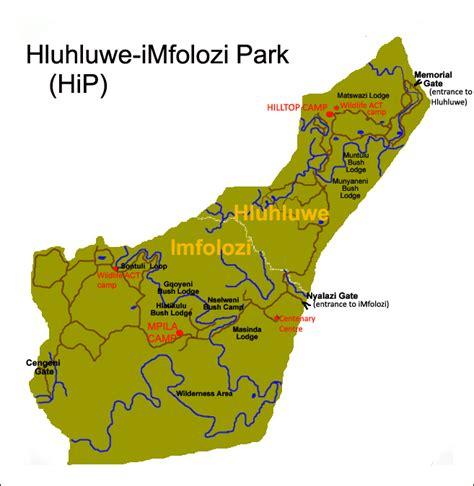 A Kitchen Island by Hluhluwe Imfolozi Park Hip Wildlife Act