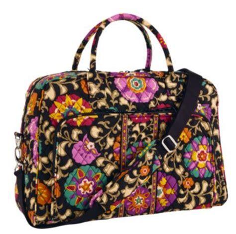 Great Accessories From Vera Bradley by The Vera Bradley Weekender Great Great Travel Bag