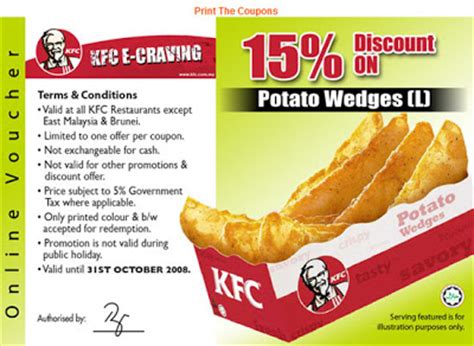 printable vouchers kfc search for discount in malaysia kfc discount voucher