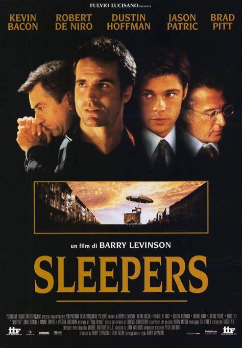 Brad Pitt Robert De Niro Kevin Bacon Sleepers Starring Robert De Niro Kevin Bacon Brad Pitt