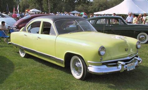 Auto Kaiser by 1951 Kaiser Frazer Post War American Cars