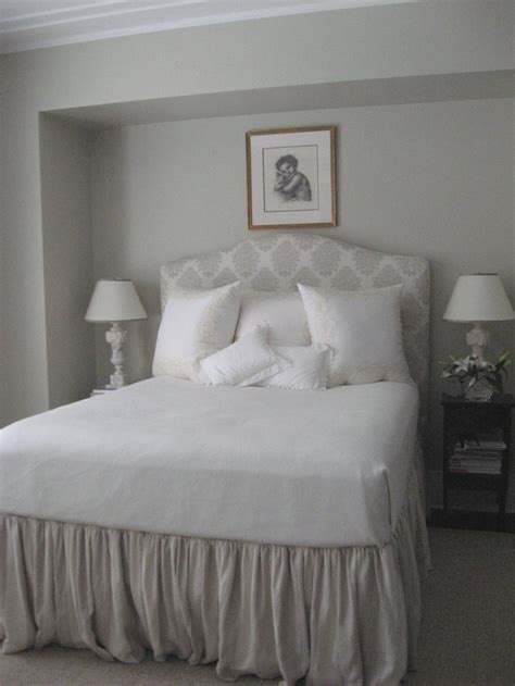 damask headboards quatrine classic headboard in grey and white damask print