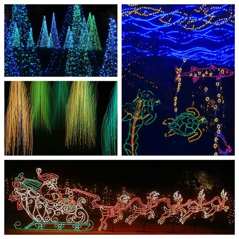 bellingrath gardens magic christmas in lights dazzles visitors