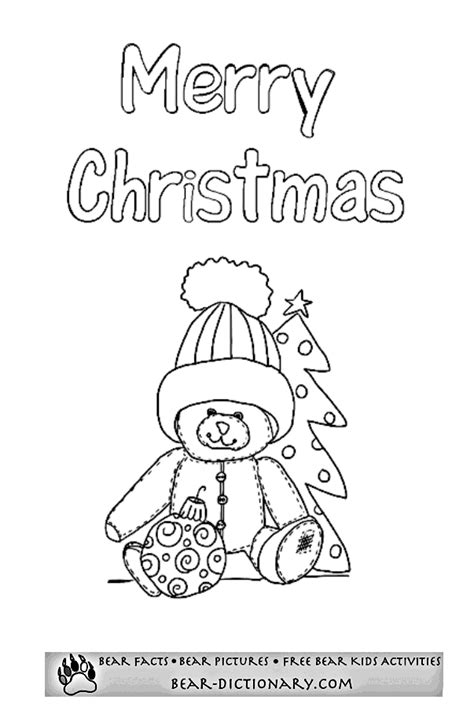 Merry Christmas Color Pages Coloring Home Merry And Coloring Pages
