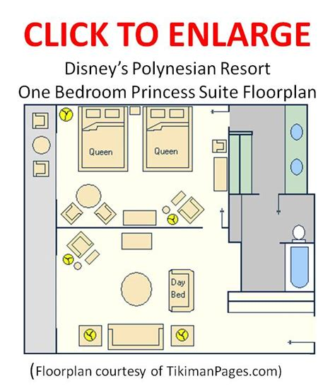Disney Contemporary Resort Hospitality Suite Floor Plan - suites at disney s polynesian resort yourfirstvisit net