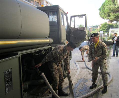 ufficio sta messina messina senz acqua interviene l esercito 1 di 1