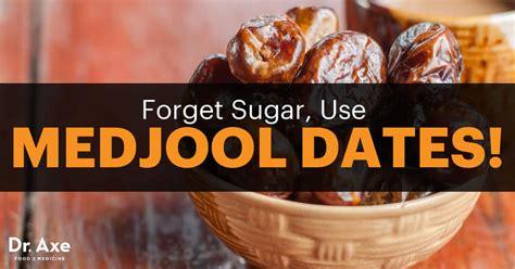 medjool   healthiest natural sweetener dr axe