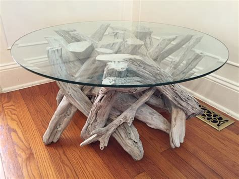 Driftwood Tables Handmade - driftwood coffee table style 3 handmade from reclaimed