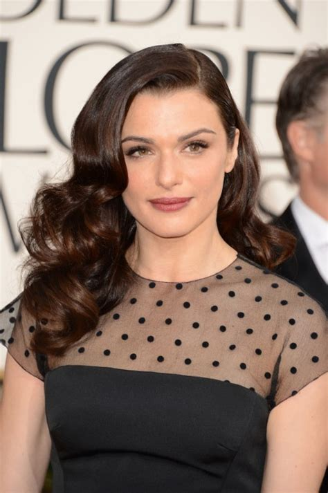 the rachel haircut 2013 2013 golden globe awards hairstyles rachel weisz long