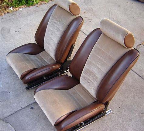 porsche recaro sport seats special for sale pelican