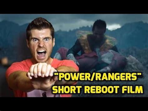 youtube film kartun anak power ranger quot power rangers quot short reboot film review youtube