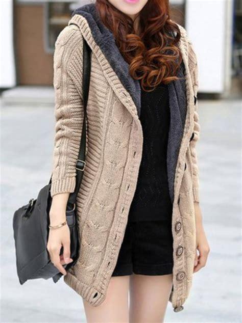 Sweater Rajut Cable Saku Series Knitted Sweater Winter Sweater cardigan knitwear knitted cardigan streetwear fall