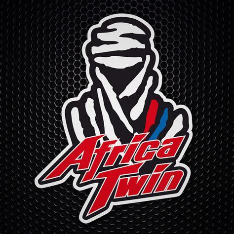 Sticker Honda Africa Twin by Autocollant Dakar Honda Africa Twin Webstickersmuraux