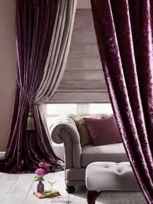 Plum Velvet Curtains 1000 Ideas About Velvet Curtains On Pinterest Curtains Silk Curtains And Curtains