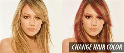 color images for hair to be changed tutorials to design and develop skills for photoshop images