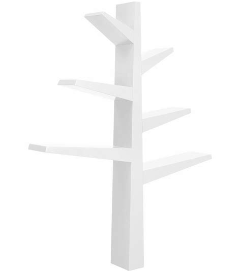 babyletto tree bookcase white babyletto spruce tree bookcase white