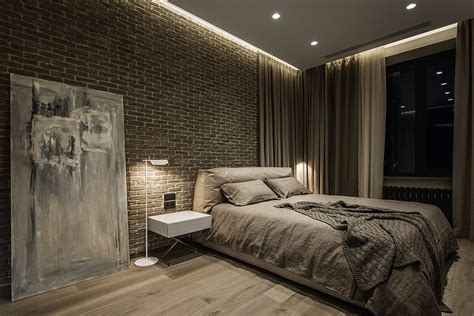 giant bedroom 50 delightful and cozy bedrooms with brick walls