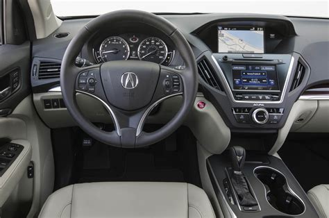acura inside 2015 acura mdx reviews and rating motor trend