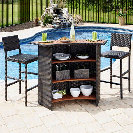 homeofficedecoration outdoor bar sets clearance