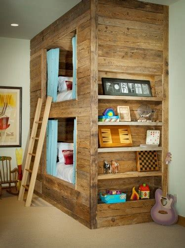 For teenage girls with bunk beds cool bedroom decorating ideas