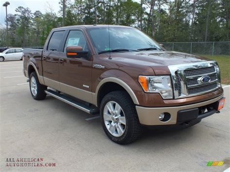 2012 ford f150 supercrew 2012 ford f150 lariat supercrew 4x4 in golden bronze