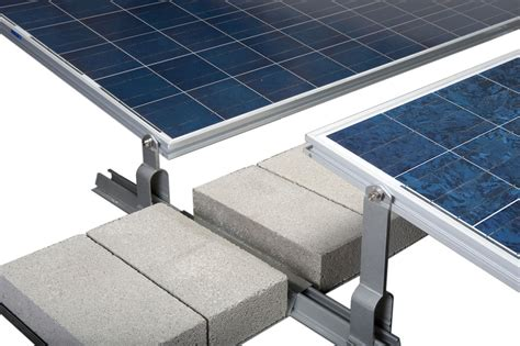 Ballasted Solar Racking by Racking Manufacturer Survey Page 4 Of 8 Solarpro Magazine