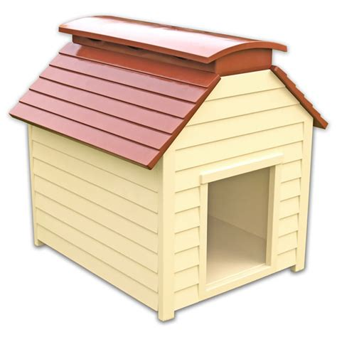 extra large insulated dog house insulated dog house bunk house small door images frompo