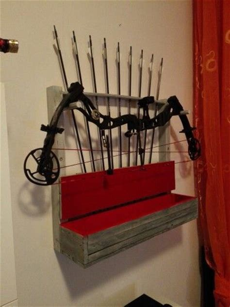 diy archery equipment diy bow rack with bricolage diy and crafts diy bow and bows